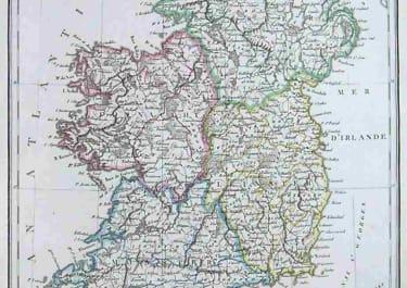 IRELAND IRLANDE