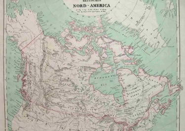 CANADA BRITISCHES NORD AMERICA