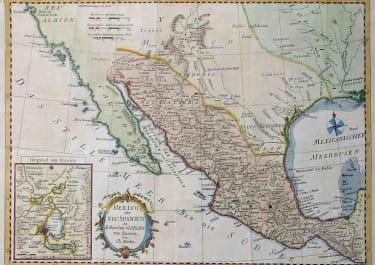 MEXICI NEW MEXICO MEXICO ODER NEU SPANIEN