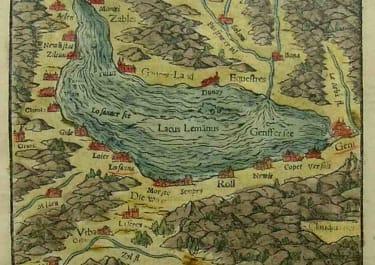 LALE GENEVA LACUS LEMANUS