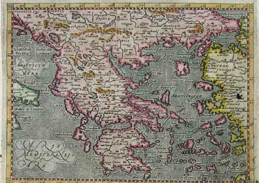 GREECE GRAECIA