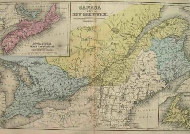 CANADA AND NEW BRUNSWICK