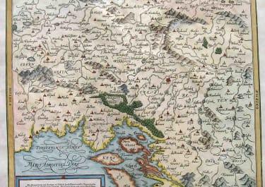 TRIESTE SLOVENIA ISTRIA SCLAUNIA ODER WINDISCH