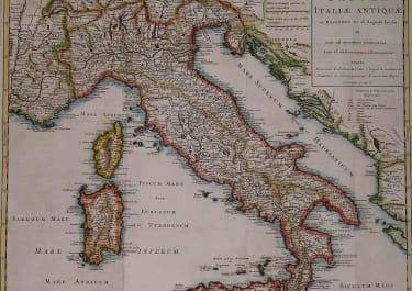 ITALY TABULAE ITALIAE ANTIQUAE