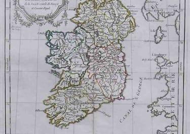 IRELAND L'IRLANDE