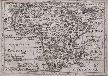 AFRICA NOUUELLE DESCRIPTION D'AFRIQUE