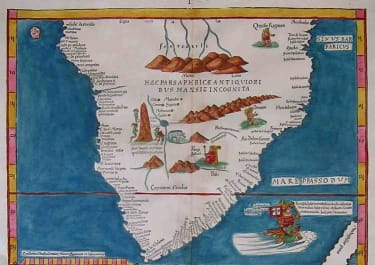 SOUTHERN AFRICA TABULA NOUA PARTIS AFRICAE