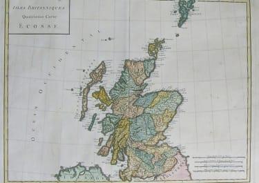 SCOTLAND ECOSSE