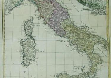 ITALY ITALIA IN SUOS STATUS DIVISA