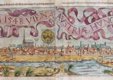 VIENNA ANNO DOMINI 1548