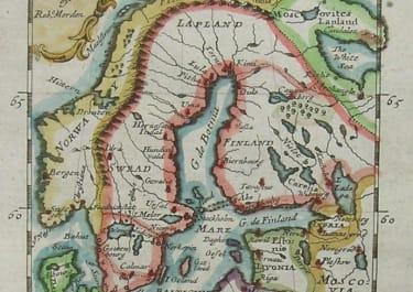 SCANDINAVIA SWEDELAND