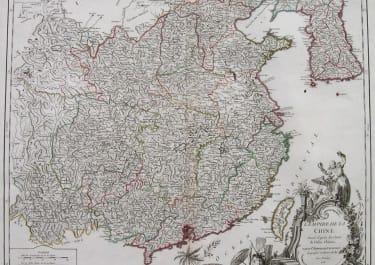 CHINA L'EMPIRE DE LA CHINE