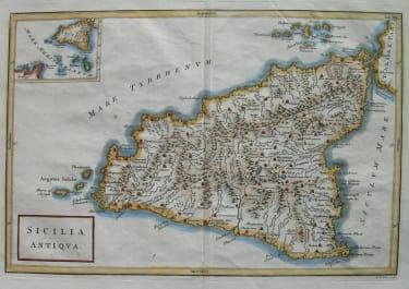 SICILY SICILIA ANTIQUA