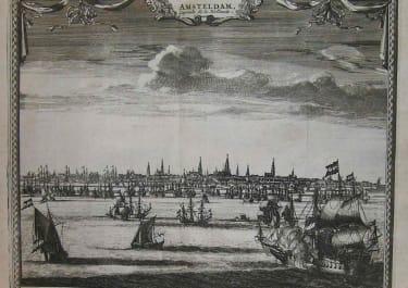 AMSTERDAM AMSTELDAM CAPITALE DE LA HOLLANDE