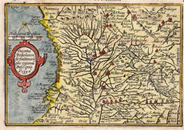 TURIN MILAN DUCATUS MEDIOLANEN 1596