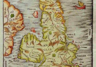 BRITISH ISLES BRITAIN