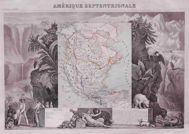 NORTH AMERICA AMERIQUE SEPTENTRIONALE