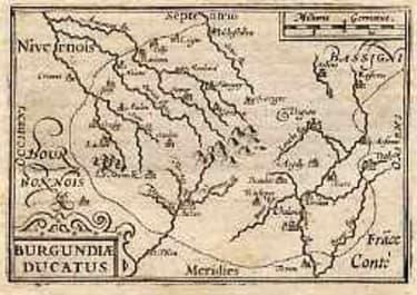 BURGUNDIAE DUCATUS