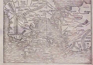 GREECE NEW GREICHEN LANDT