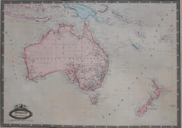 AUSTRALIA  AUSTRALIE ET NOUV.LE ZELANDE