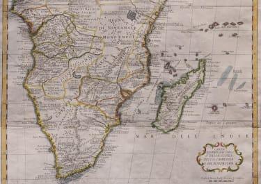 Africa South Madagascar