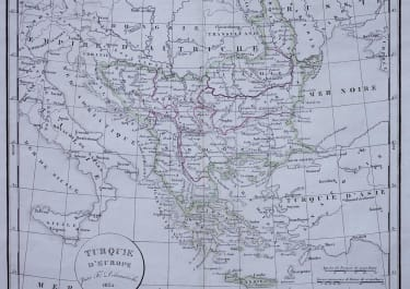 GREECE    WESTERN OTTOAMAN EMPIRE    CONSTANTINOPLE