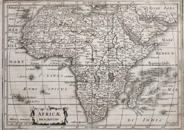 AFRICA DESCRIPTIO