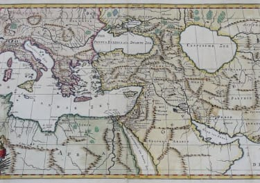 MEDITERRANEAN, BLACK & CASPIAN SEAS