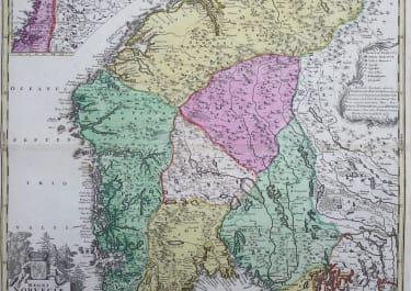 NORWAY REGNI NORWEGIAE