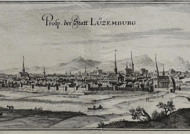 LUXEMBURG  LUXEMBOURG