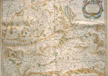SALTZBURG ARCHIEPISCOPATUS CUM DUCATU CARINTHIAE