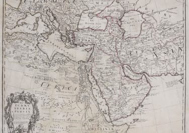 MIDDLE EAST  OTTOMAN EMPIRE  TURKEY ARABIA