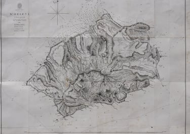 ST HELENA ISLAND 1816