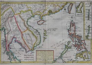 INDOCHINA    PHILIPPINES
