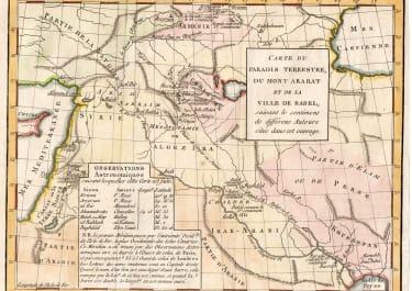 PARADISE, SYRIA , HOLY LAND IRAQ..