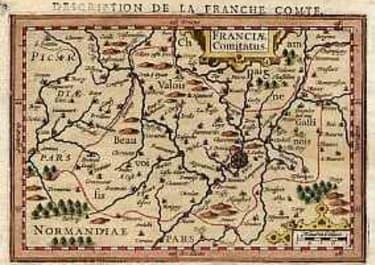 FRANCIAE COMITATUS