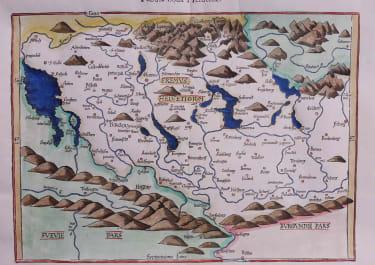 SWITZERLAND  BY FRIES