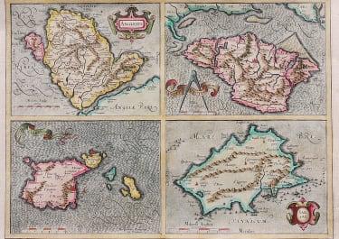 BRITISH ISLANDS    CHANNEL ISLANDS...