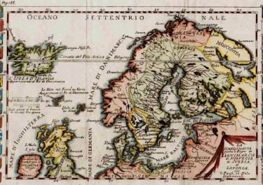 SCANDINAVIA ICELAND ..
