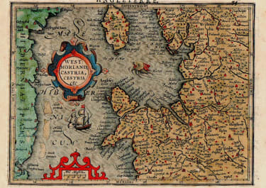 NORTH WEST ENGLAND ISLE OF MAN