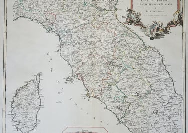TUSCANY , CORSICA  ROME