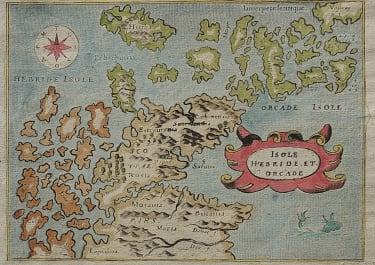 NORTHERN SCOTLAND HEBRIDES  ORKNEYS