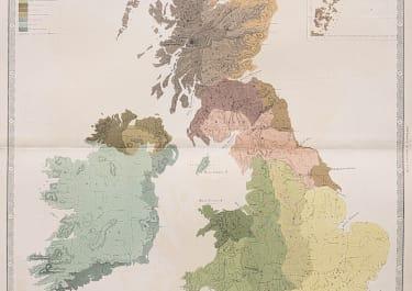 BRITISH ISLES ETHNONOGRAPHIC