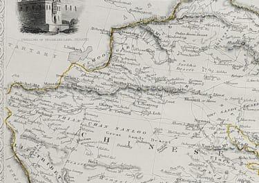 TIBET  MONGOLIA