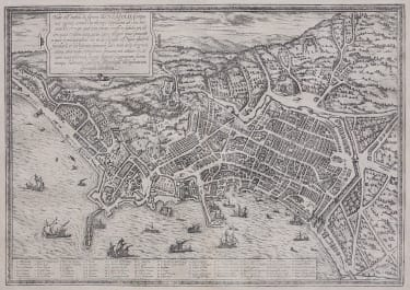NAPLES   BY BRAUN & HOGENBERG