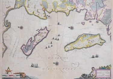 ISLANDS   OLERON AND ISLE DE RE  LA ROCHELLE COASTLINE