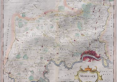 MIDDLESEX  BY MORDEN