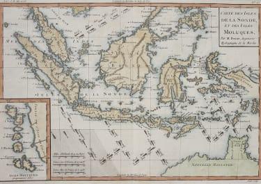 EAST INDIES  SUMATRA   AUSTRALIA  BORNEO
