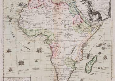 AFRICA BY BRION DE LA TOUR
