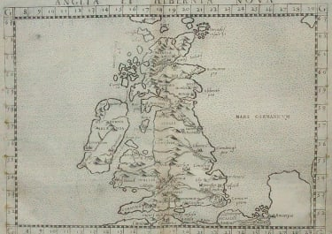 RUSCELLI'S RARE EARLY BRITISH ISLES